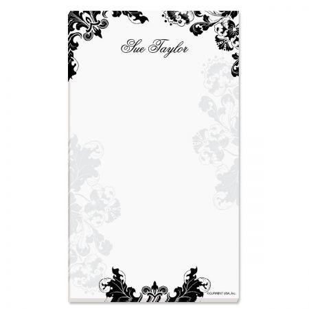 Rococo Notepad Set