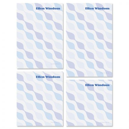 Ogee Notepad Set
