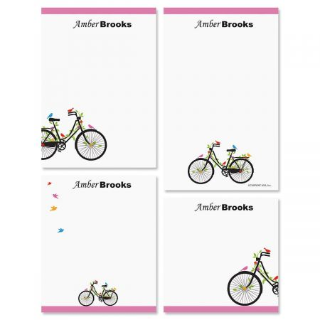 New Spin Notepad Set