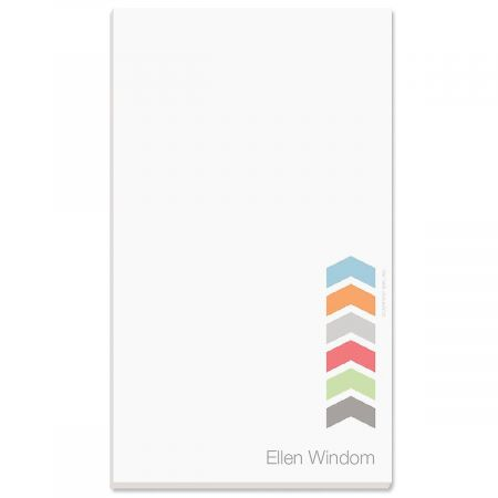 Chic Chevron Notepad
