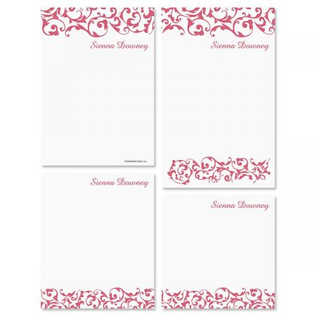 Twist Personalized Notepad Set