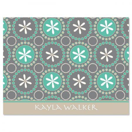 Hula Loop Note Cards