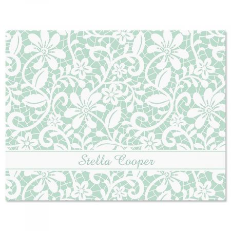 Lace Note Cards