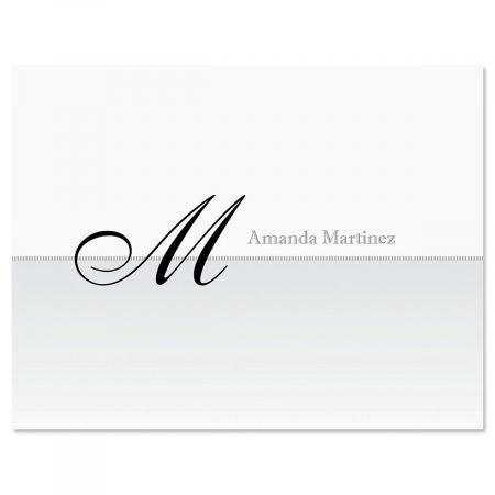 Juliet Personalized Note Cards