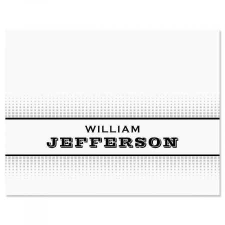 Explorer Personalized Note Cards