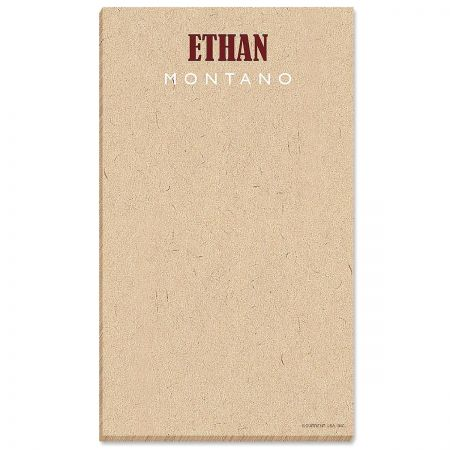 Handspun Personalized Notepads