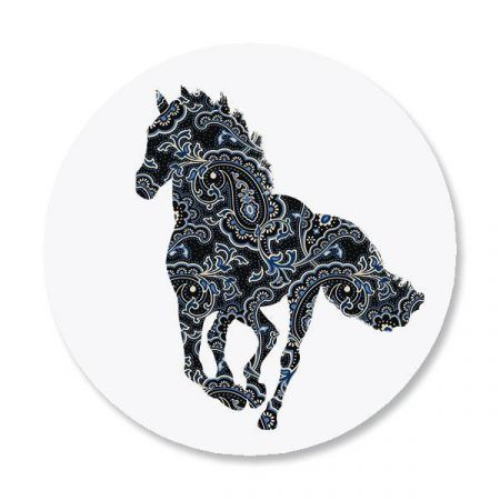 Horse Patterns Envelope Sticker Seals