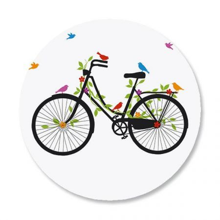New Spin Envelope Sticker Seals