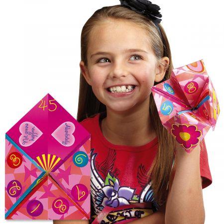 Fortune Teller Kids' Valentines