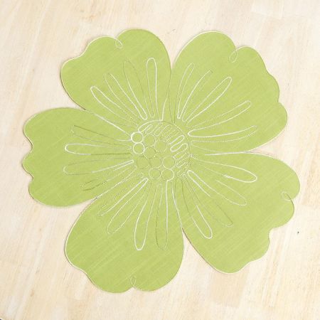 Tropical Flower Placemats (2 Colors)
