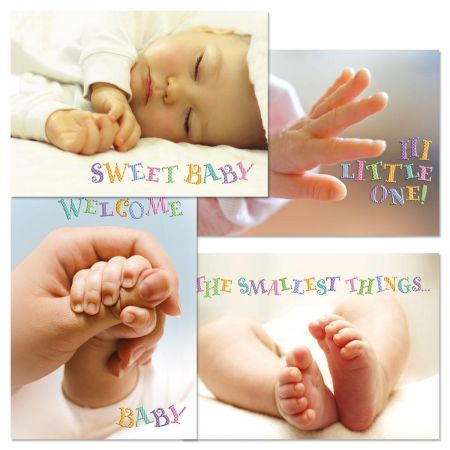 Baby Welcome Cards by Current Catalog