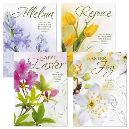 Joy deluxe foil religious easter cards current catalog joy deluxe foil religious easter cards m4hsunfo