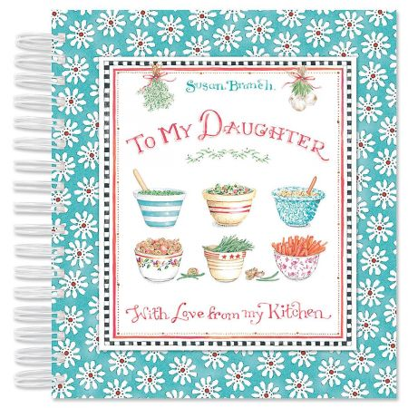 To My Daughter Cookbook