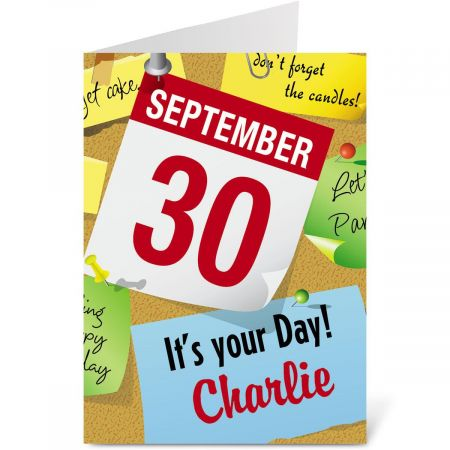 Your Day Birthday Create-A-Card