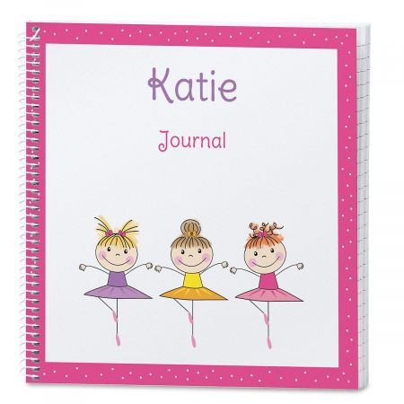 Tiny Dancer Personalized Journal