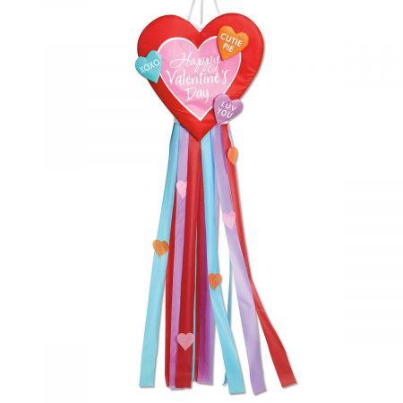 Valentine Windsock