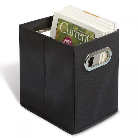 Canvas Magazine Holder