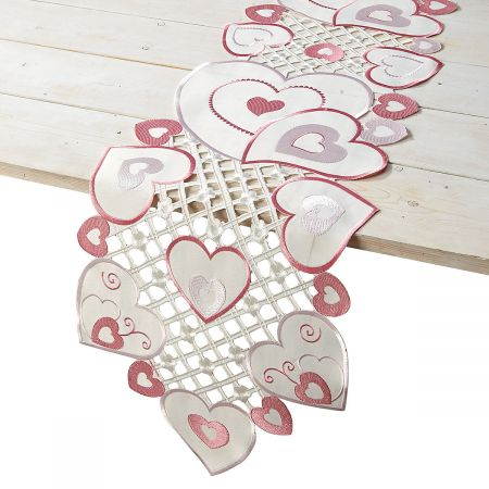 Valentine Table Runner