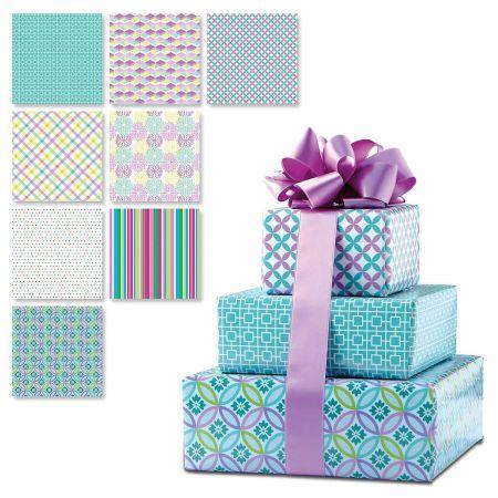Everyday Peek-Proof Flat Wrap Sheets