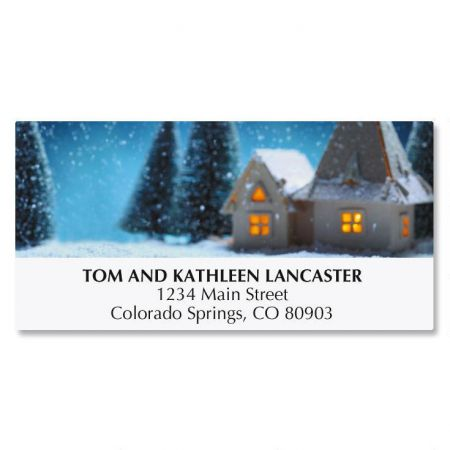 Christmas Miracle Address Labels
