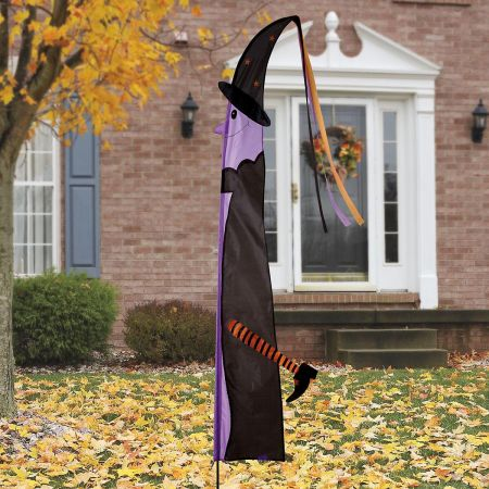 Witch Fairy Tale Flag