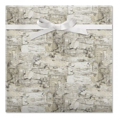 Birch Jumbo Rolled Gift Wrap