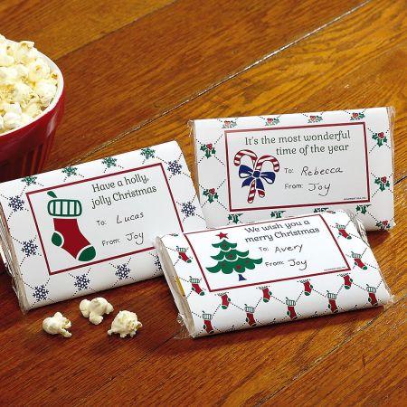 Christmastime Popcorn Sleeves