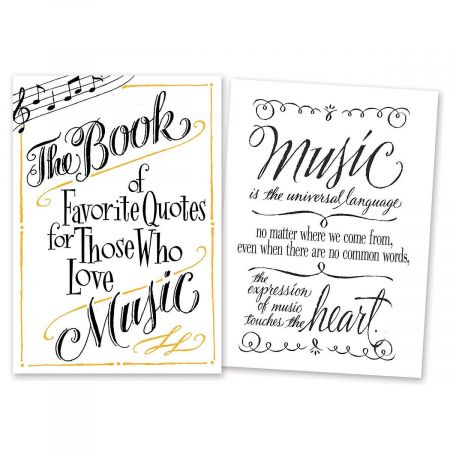Book Of Favorite Music Quotes Current Catalog