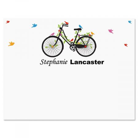 New Spin Correspondence Cards