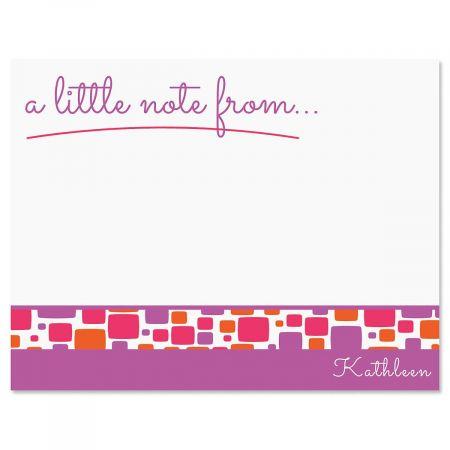 Noteworthy Correspondence Cards