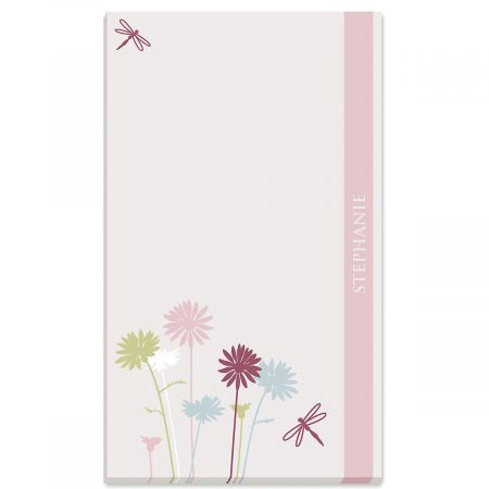 Dragonfly Personalized Notepads
