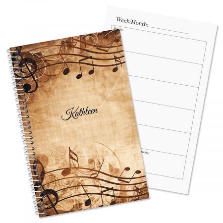 sheet music planner current catalog