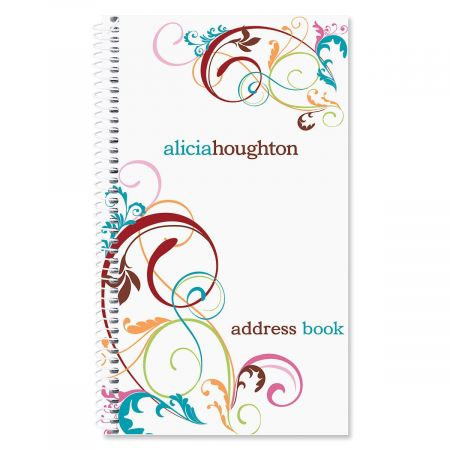 Fantasia Lifetime Address Book