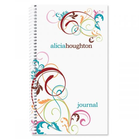 Fantasia Personalized Journal