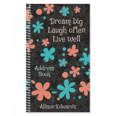 Flourish Lifetime Address Book