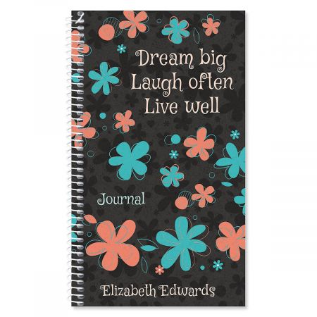 Flourish Personalized Journal