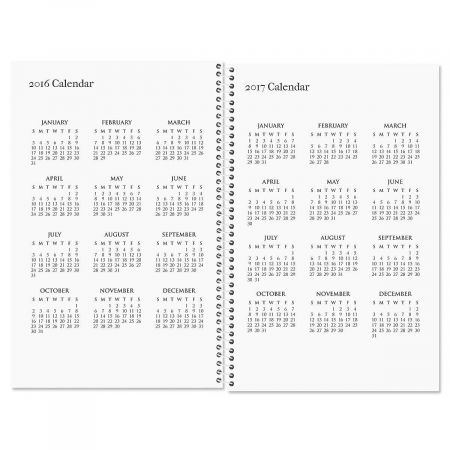 Brilliant Bands Personalized Weekly Planner