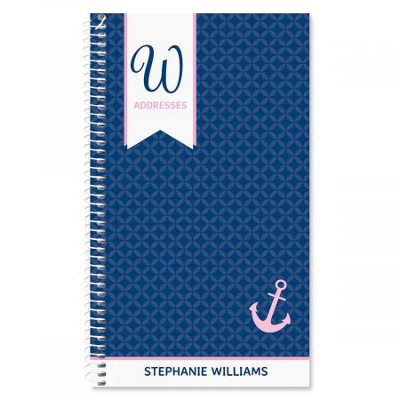 Ribbon Initial Lifetime Address Book