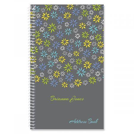 Flower Sky Lifetime Address Book