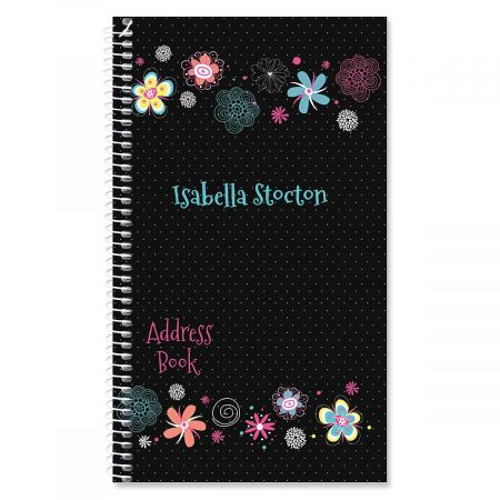 Vibrant Lifetime Address Book