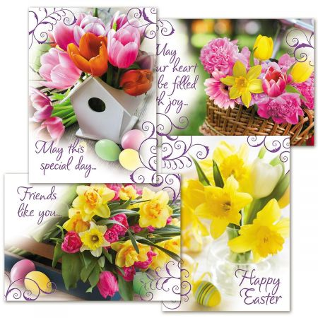 Deluxe Foil Easter Moments Cards