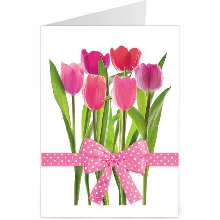 Tulip Note Cards - BOGO