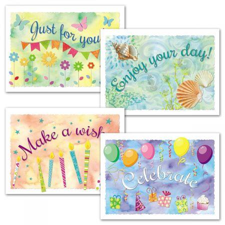Celebration Birthday Cards