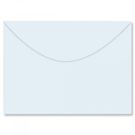 Color Notecard Envelope - Blue