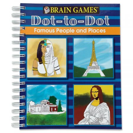 Brain Games: Famous People and Places