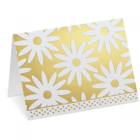 Deluxe Daisy Note Cards