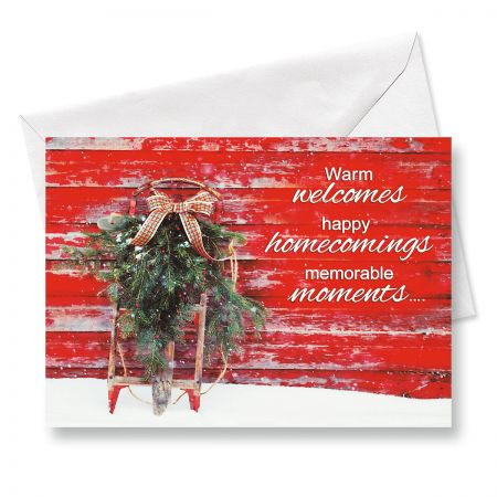 Vintage Holiday Christmas Cards