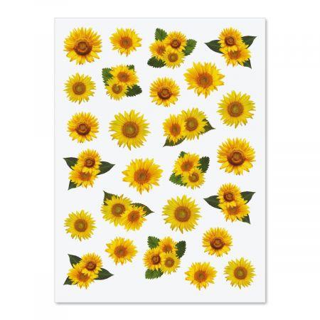 Sunflowers Stickers