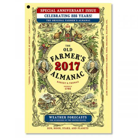 2017 Old Farmers Almanac