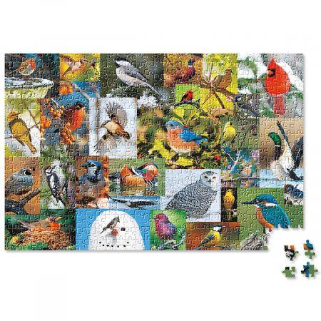 Photo Birds Puzzle